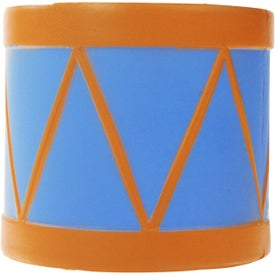 Custom Drum Stress Ball