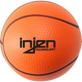 D'Stress-It Basketball Stressball