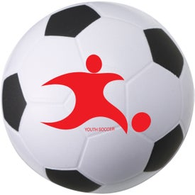 D'Stress-It Soccer Ball Stressball