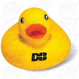 Rubber Duck Stress Ball