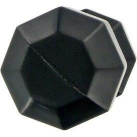 Imprinted Dumbbell Stress Ball