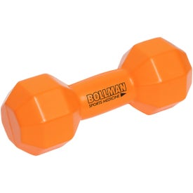 Dumbbell Stress Ball for Your Church