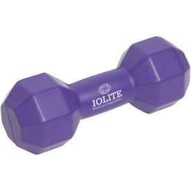 Personalized Dumbbell Stress Ball