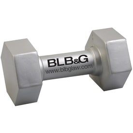 Dumbbell Stress Reliever for Your Organization
