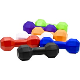 Promotional Dumbbell Stress Toy