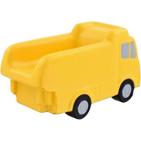 Promotional Dump Truck Stress Ball