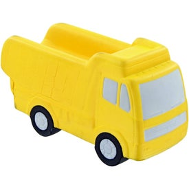 Printed Dump Truck Stress Toy