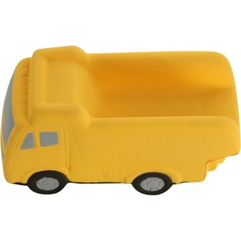 yellow dump truck stress toy - Toy Dump Trucks
