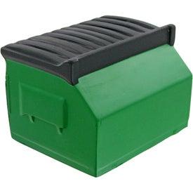 Dumpster Stress Toy