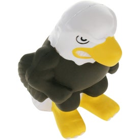Eagle Mascot Stress Ball for Your Organization