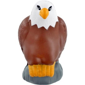 Customized Eagle Stress Ball