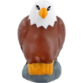 Customized Eagle Stress Ball