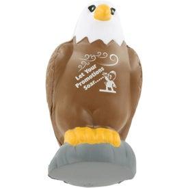 Advertising Eagle Stress Ball