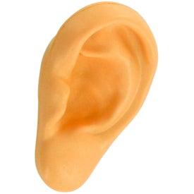 Advertising Ear Stress Ball
