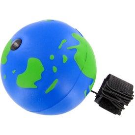 Promotional Earth Ball Yo-Yo Stress Toy