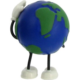 Earth Bendy Stress Reliever Giveaways