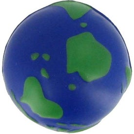 Custom Earth Stress Ball