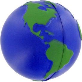 Earth Stress Ball for Customization