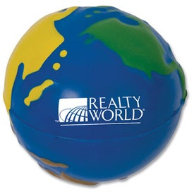 Earth Stress Ball (MultiColor)