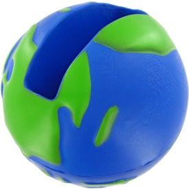 Earthball Cell Phone Holder Stress Toy