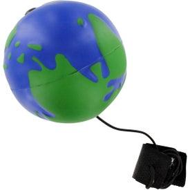 Earthball Yo Yo Stress Ball