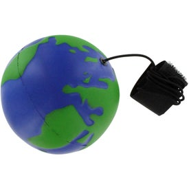 Company Earthball Yo Yo Stress Ball