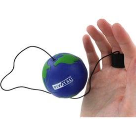 Earthball Yo Yo Stress Ball Giveaways
