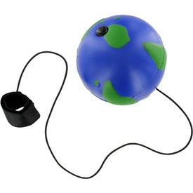 Earthball Yo Yo Stress Ball for Your Company