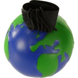 Custom Earthball Yo Yo Stress Ball