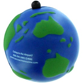 Logo Earthquake Vibrating Stress Reliever