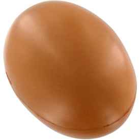 Company Egg Stress Ball