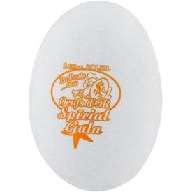 Promotional Egg Stress Ball