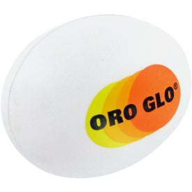 Egg Stress Toy for Advertising