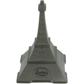 Promotional Eiffel Tower Stress Ball