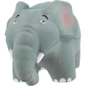 Elephant Stress Reliever for Customization