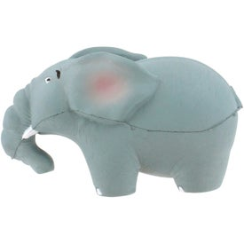 Imprinted Elephant Stress Reliever