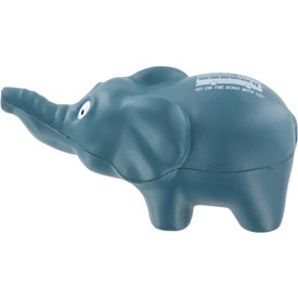 Promotional Elephant Stress Ball
