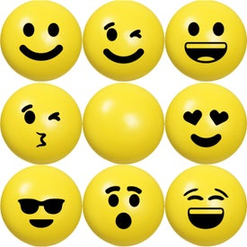 Emoji Slo-Release Serenity Stress Ball