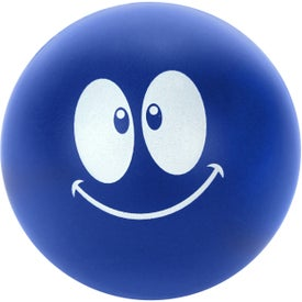 Emoticon Stress Balls Branded with Your Logo