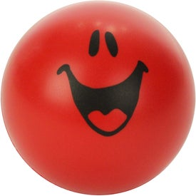 Company Emoticon Stress Balls