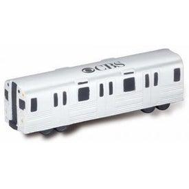 Metro Train Stress Ball