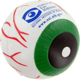 Eye Ball Stress Toy