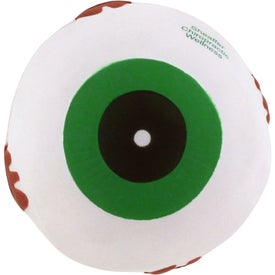 Customized Eyeball Stress Reliever
