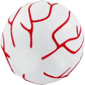 Advertising Eyeball Stress Ball
