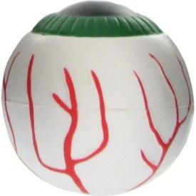 Promotional Eyeball Stress Ball