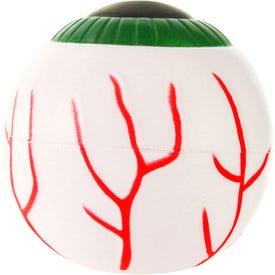Customized Eyeball Stress Ball
