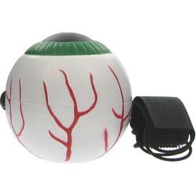 Eyeball Stress Ball Yo Yo Imprinted with Your Logo