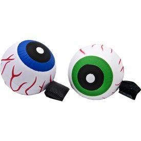 Eyeball Yo-Yo Stress Toy with Your Slogan