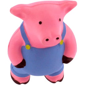 Farmer Pig Stress Reliever for Promotion