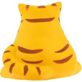 Custom Fat Cat Stress Reliever